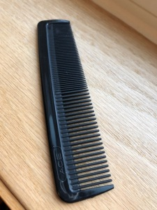 Just like my Dad's comb